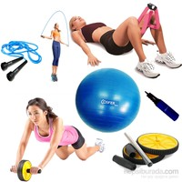 Cosfer Egzersiz Seti Tam Fonksiyonlu Mavi
