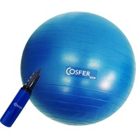 Cosfer 65cm Pilates Topu ve 25 cm Pompa