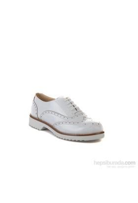 Bambi Kadın Günlük Ayakkabı Beyaz