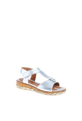Derigo Kadın Sandalet Gümüş