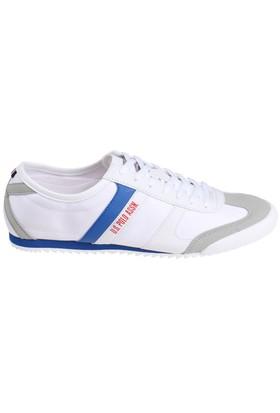 U.S. Polo Assn. 295246 Mavi Beyaz Erkek Sneaker