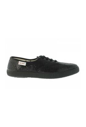 Victoria 06737-Neg Kadın Günlük Ayakkabı