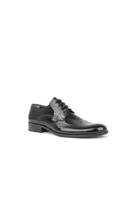 Erkan Kaban 352076 045 020 Erkek Siyah Klasik Ayakkabı