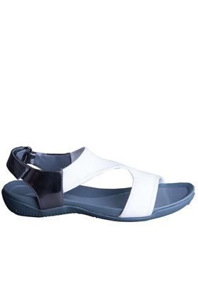 Dkny Shoreline Velcro Scuba/Mirror Metallic 23154376 Kadın Ayakkabı Whıte Gunmetal
