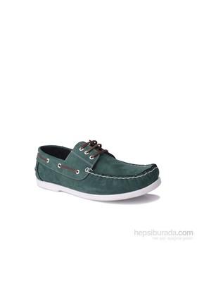 Kalahari Erkek Klasik Ayakkabı Yeþil