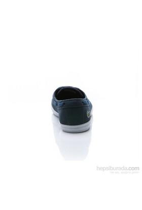 Lacoste Ziane Deck Res Kadın Lacivert Ayakkabı (Spw1030-Db4)