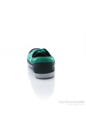 Lacoste Ziane Deck Res Kadın Lacivert Ayakkabı (Spw1030-2S2)
