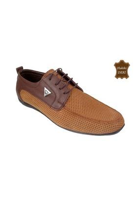 Wolfland 201 K 103 Siyah Klasik Erkek Ayakkabı