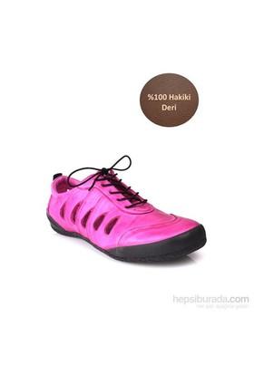 Loggalin Kadın Günlük Ayakkabı Pembe ...