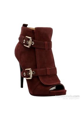 Nine West Arivaderci Kadın Ayakkabı Bordo