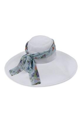 Bay Şapkacı Geniş Kenarlı Şapka