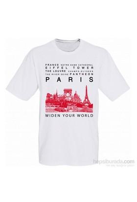Tk Collection Paris T-Shirt Large