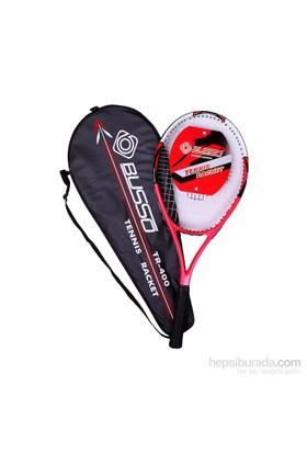 Busso Tr400 27 Tenis Raketi,Tek Parça, Tam Çantalı