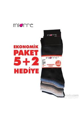 Miorre Erkek Çorap 7 Li Asorti