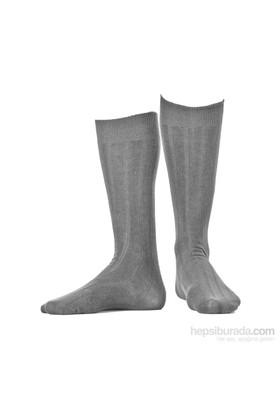 Miorre D&W Derby Lycra Erkek Çorap Antrasit
