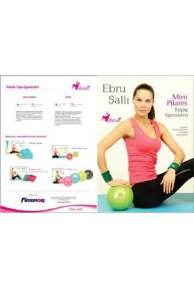 Ebruli 20cm Mini Pilates Topu