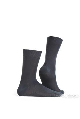 Miorre D&W Dikişsiz Erkek Çorap Melanj Kemik