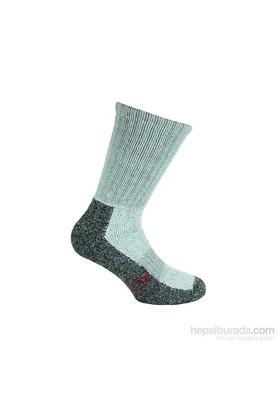 Norfolk Erkek Trekking Çorabı Gri