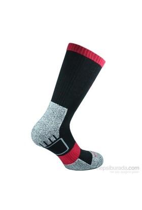 Norfolk Erkek Basket Çorabı Gri