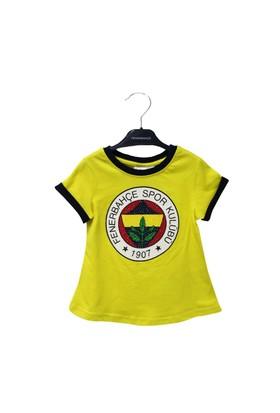 Fenerium Miss Fener Logolu T-Shirt