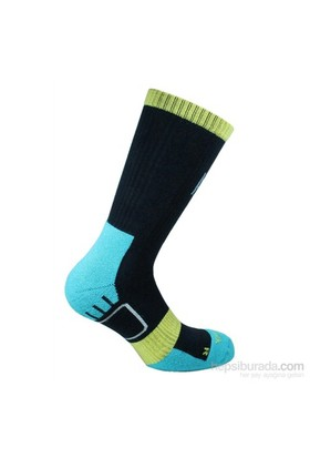 Norfolk Erkek Basket Çorabı Mavi