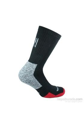 Norfolk Erkek Tenis Çorabı Kırmızı