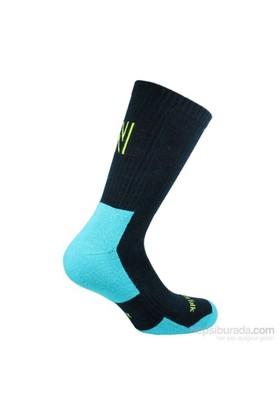 Norfolk Erkek Tenis Çorabı Mavi