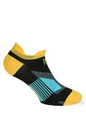 Norfolk Erkek Siyah Spor Çorabı