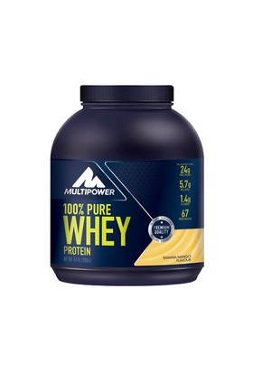 Multipower 100 % Whey Protein 2000 Gr (Muz-Mango) + Shaker