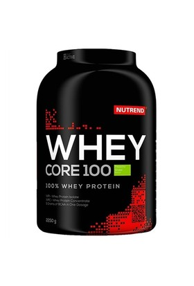 Nutrend Whey Core 100 Protein 2250 Gr