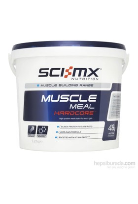 Scı-Mx Muscle Meal Hardcore 5270 Gr