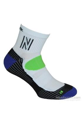 Norfolk Erkek Koşu Çorabı Mavi