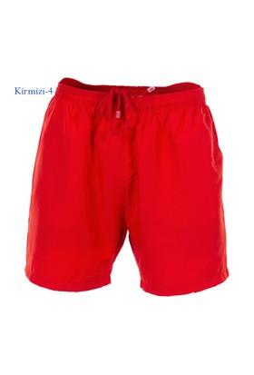 Exuma Erkek Deniz Şortu 341537 Rpt Kırmızı-4