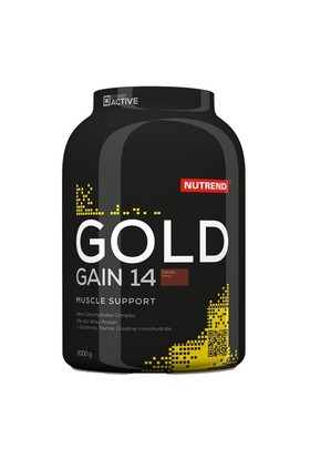 Nutrend Gold Gain 14 3000 Gram Çikolata