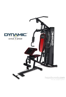 Dynamic 2001 Ağırlık İstasyonu – 65kg Plaka Ağırlıklı