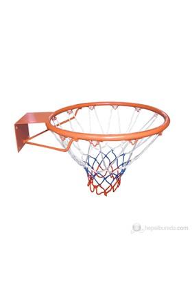Delta İçi Dolu (Solid) Deluxe Basketbol Çemberi + Basketbol Filesi - DS 7150