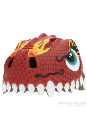 Crazy Safety Chinese Dragon Çocuk Kaskı