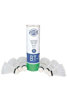 Altis BT-10 Badminton Topu (6 Adet)