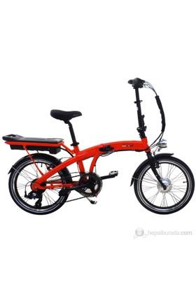 Goccia City Zero Katlanabilir Elektrikli Bisiklet