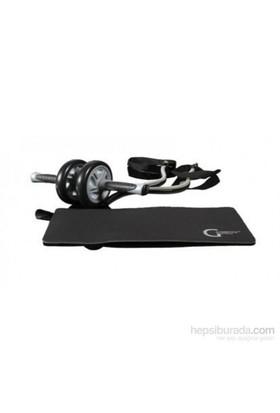 Gymstıck Ultimate Exercise Roller + Dvd