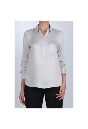 Naramaxx 577 Gri Kadın Bluz