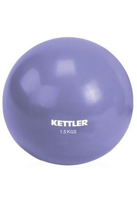 Kettler Toning Ball (Ağırlık Topu) Mor 1,5 Kg