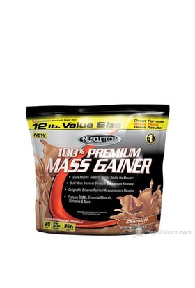 Muscle Tech Premium Mass Gainer Chocolate Bag 5440gr.