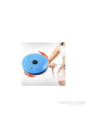 Bel Ve Kalça Form Aleti Waist Twisting Disc