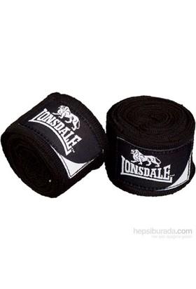 Lonsdale Stretch/Mexıcan El Bandajı Standart (25954) 3.5m -Siyah