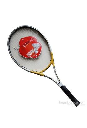 """Ravel Ultra-Powered 27"""" Tenis Raketi ( Deluxe Askılı Çantalı ) - Rv 1320"""