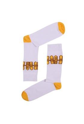 The Socks Company Directions Desenli Erkek Çorap 41-45 Numara