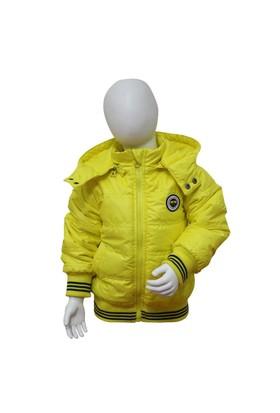 Fenerbahçe Lisanslı Unisex Bebek Mont Sarı