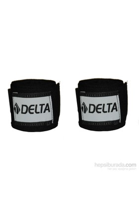 Delta Siyah 3 M Deluxe Boks El Bandajı - EBS 397