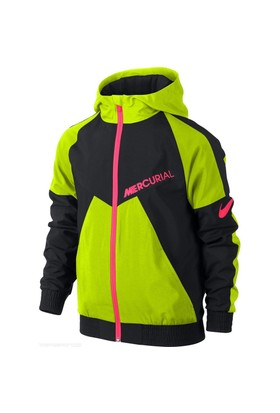 Nike 639231-703 Mercurial W Fz Hoody Yth Çocuk Ceket